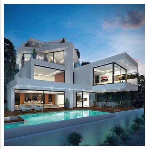 Fantastic Luxury Modern House Design Ideas For Live Better