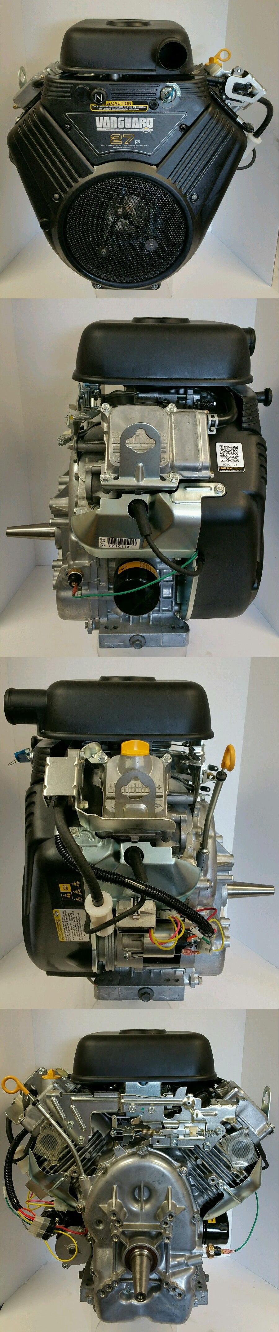 Engines Multi-Purpose 79670: 27Hp Briggs And Stratton Vanguard