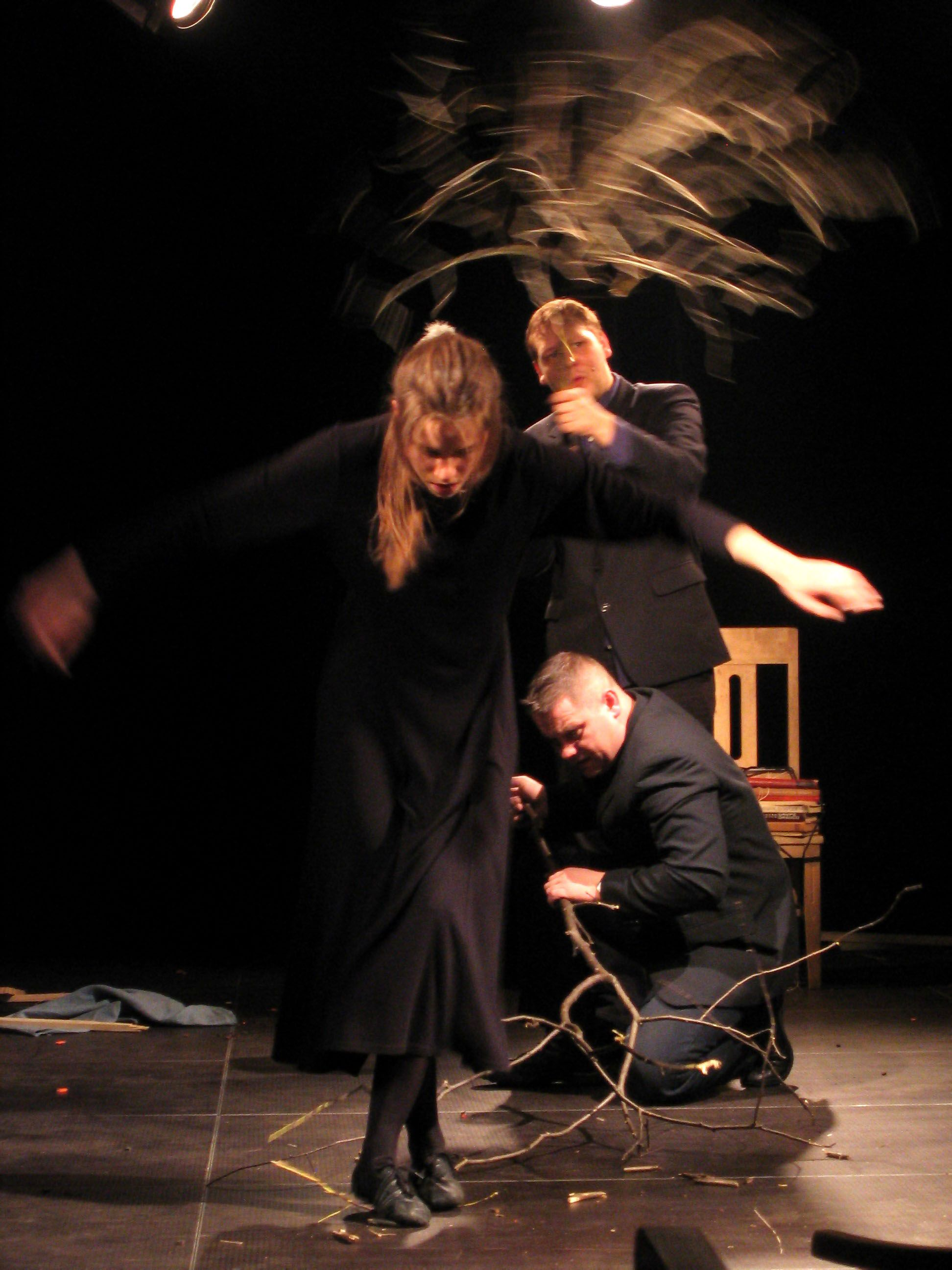 Faust l JOHANN WOLFGANG VON GOETHE - EIMUNTAS NEKROSIUS © Ormitrii Matvejev 2009