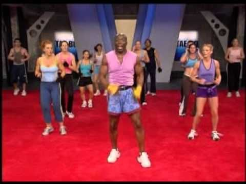 Billy Won T Let You Down Here Tae Bo Tae Bo Workout Cardio