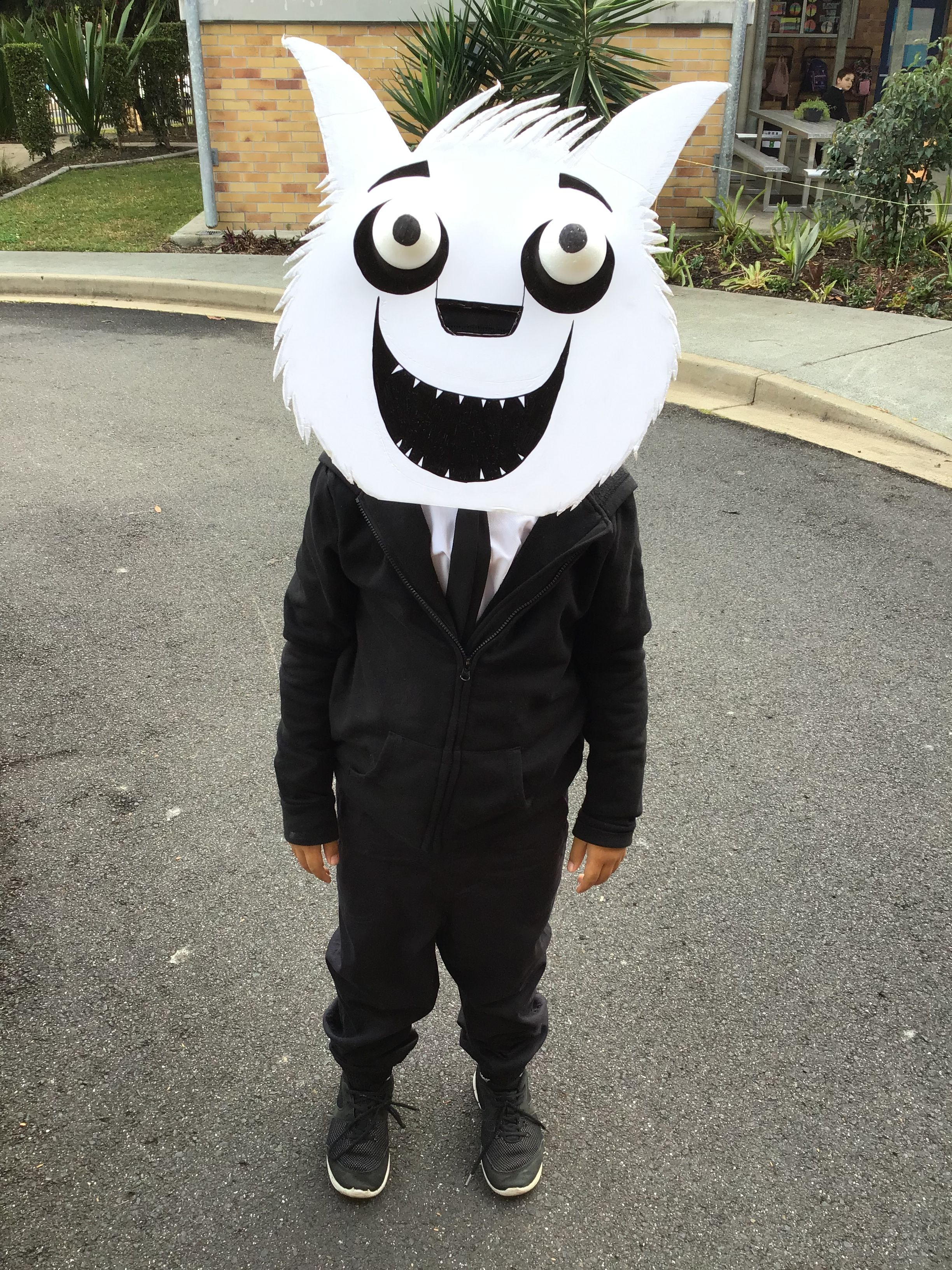 Mr Wolf From The Book The Bad Guys Book Day Costumes Book Week Costume Book Costumes