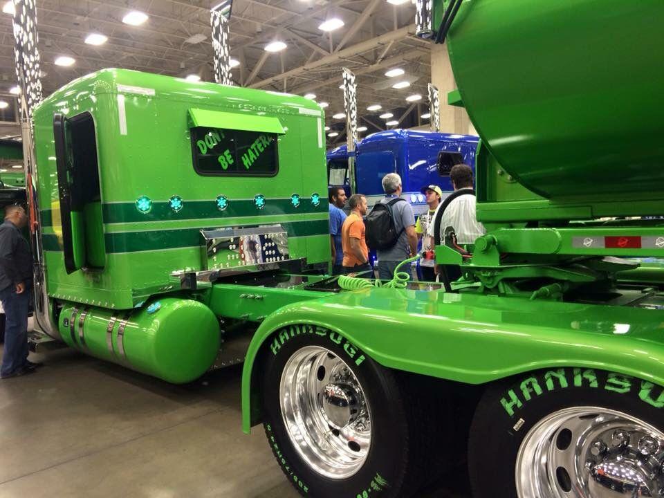 Dallas texas the great american truck show2015 heavy