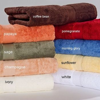 All American 100 Pima Cotton Towels Cotton Towels Towel Set