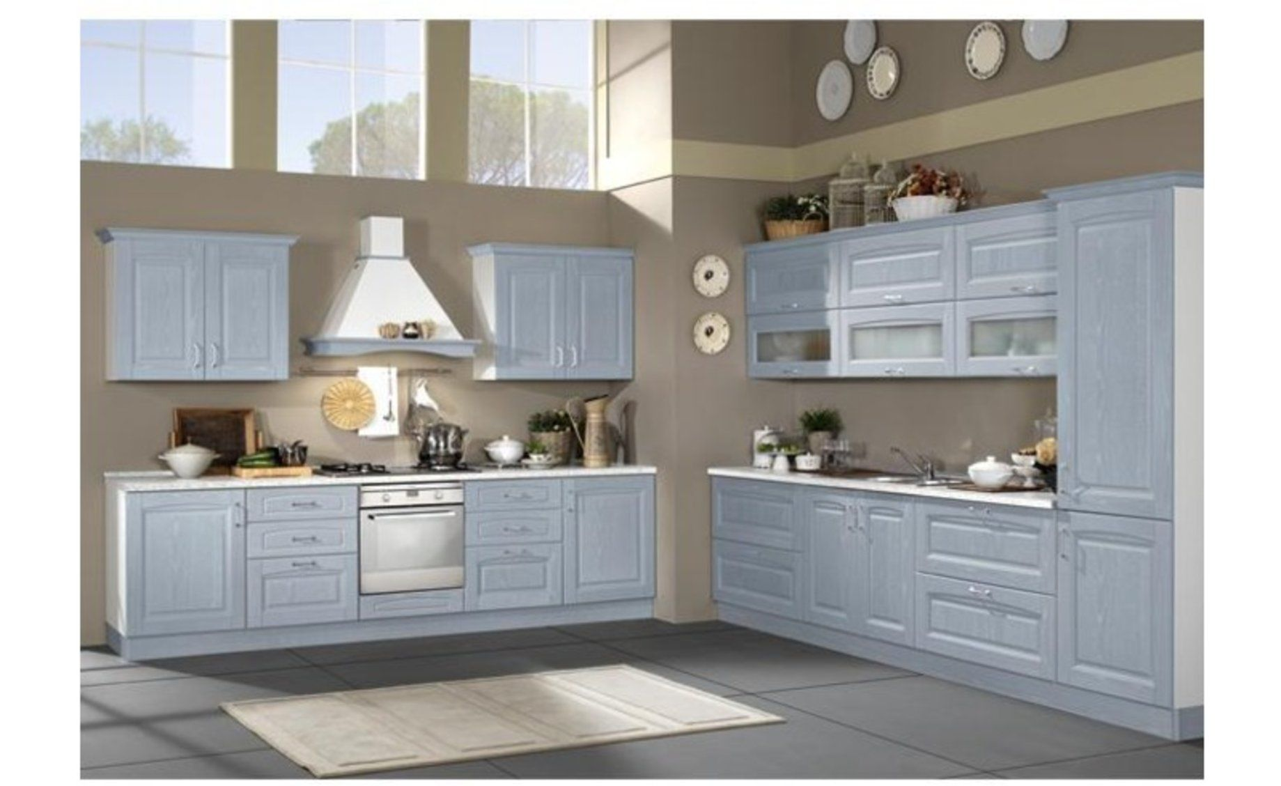 Cucina componibile Adele – Conforama | new Home Inspiration ...
