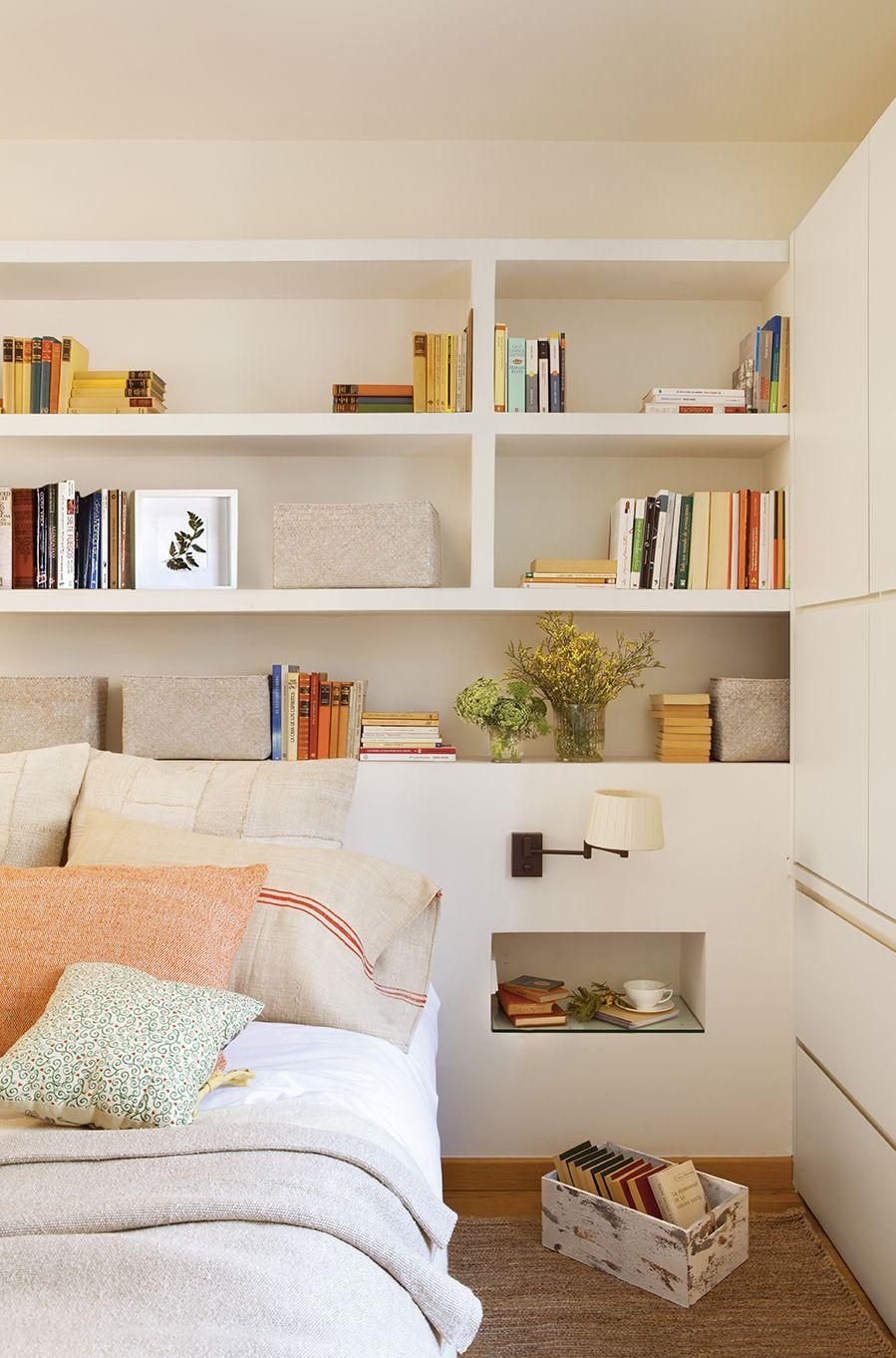 Manos a la obra en 2019 la toja pinterest muebles dormitorios y muebles a medida - Cabeceros y mesitas de noche ...