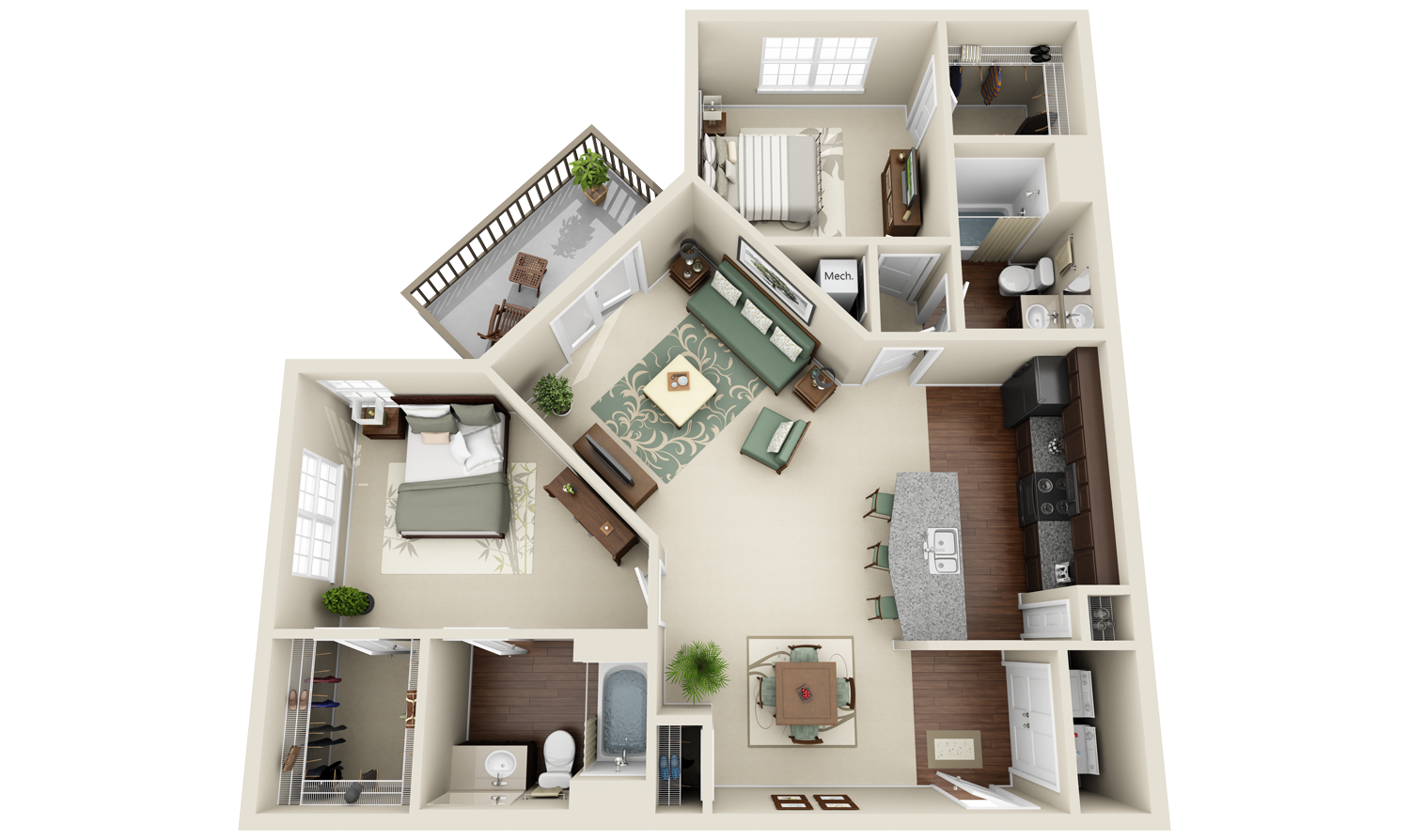 3d Floor Plan Floor Plan Design House Plans House Floor Plans