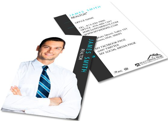 Real estate business cards template real estate business card creative real estate business card template modern business cards realtor business cards real wajeb Gallery