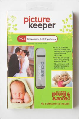 Picture Keeper - Review and Giveaway!