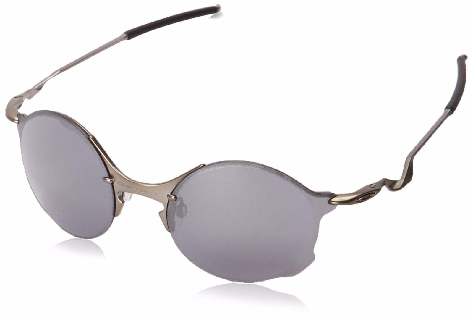 f4ec4ec660fd5 New OAKLEY TAILEND - Titanium Frame w  Black Iridium Lens Sunglasses  OO4088-01