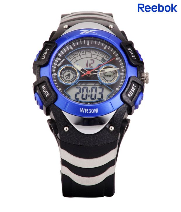 fdccaf706821e7 Buy Men s Reebok Watches   Rs.999 only