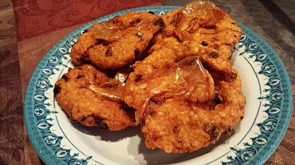 Fried prawn wada a famous sri lankan food visit my blog for fried prawn wada a famous sri lankan food visit my blog for recipe forumfinder Choice Image