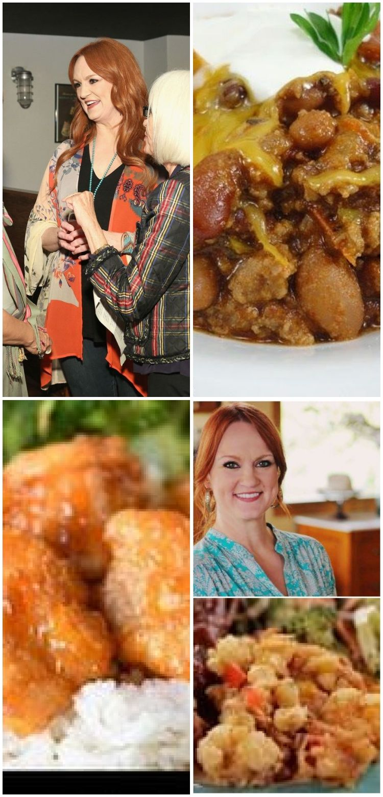 The Pioneer Woman's Best Chicken Dinner Recipes - my #recipes