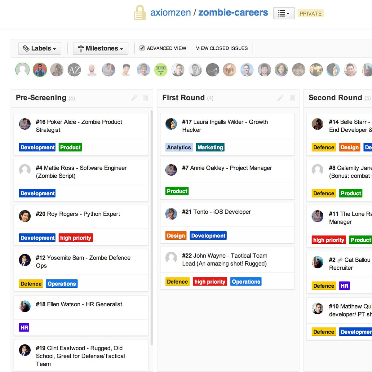 Software Development · ZenHub.io   Agile Project Management Inside GitHub