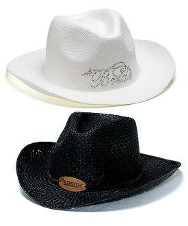 642d8e26ef1 Bride   Groom Cowboy Hats