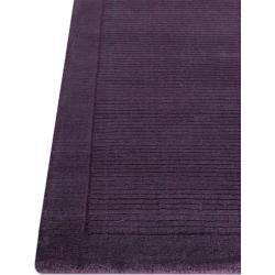 homedecor cheap #homedecor benuta Wollteppich Uni Lila 120x170 cm - Naturfaserteppich aus Wolle benuta