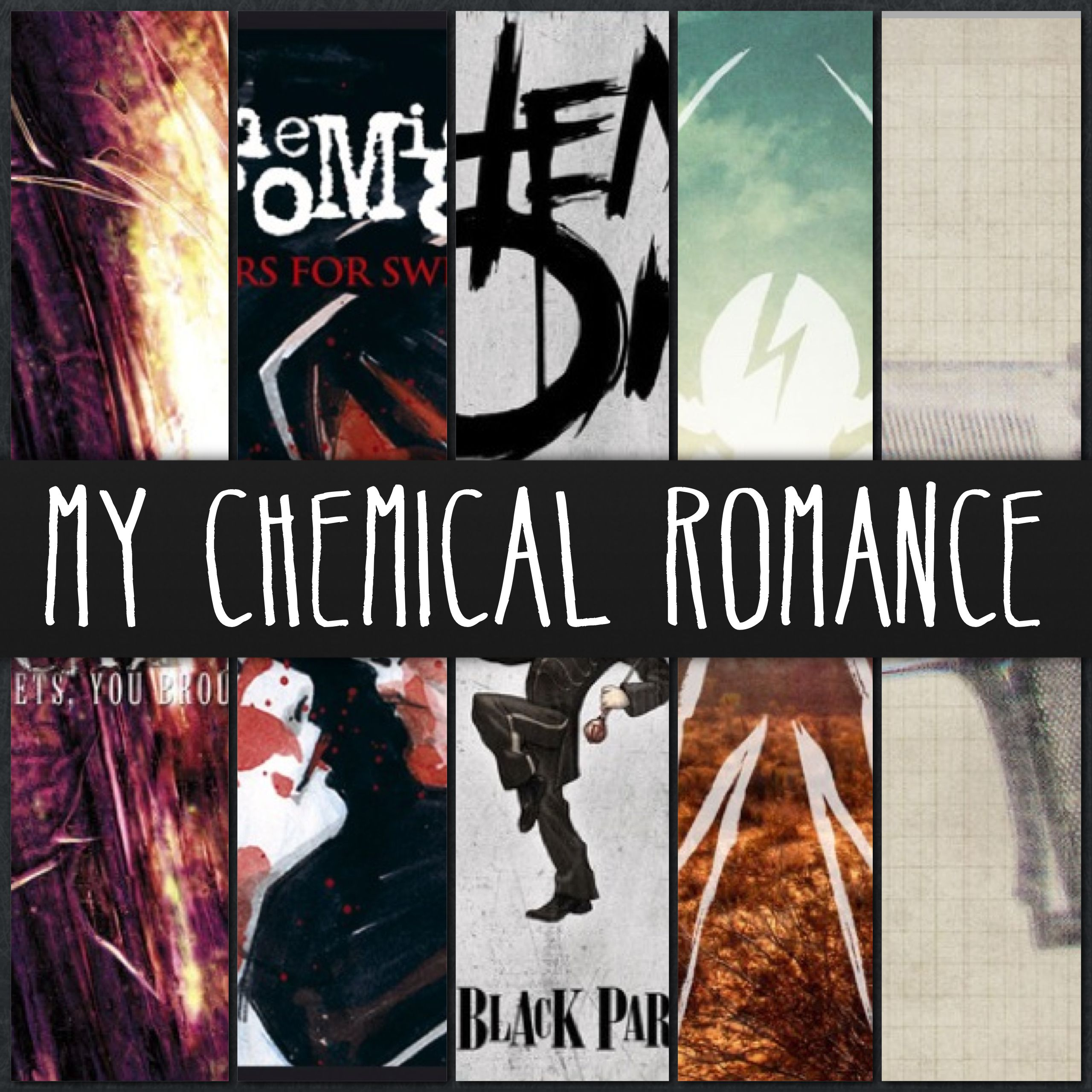 Pin by Kelcy Koster on MCR
