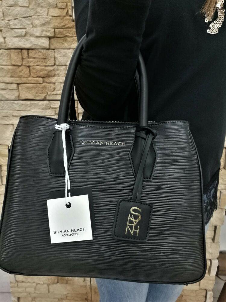 c62d0a38e3 Borsa donna silvian heach rcp19049bo nero bag lola small collezione ...