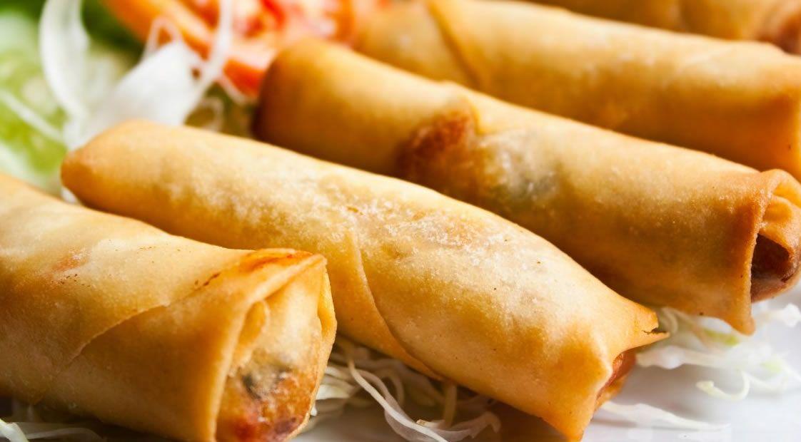Questa famosissima ricetta della cucina cinese apprezzata in tutto il mondo arricchirà la vostra tavola e stupirà i vostri ospiti.  #Involtini primavera
