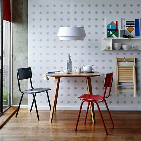 Buy Housejohn Lewis Lisbeth Easytofit Shade Ceiling Light Pleasing John Lewis Dining Room Furniture Decorating Design