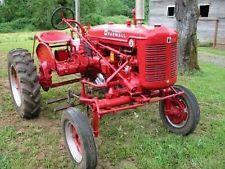 mccormick farmall super a & av tractor parts manual