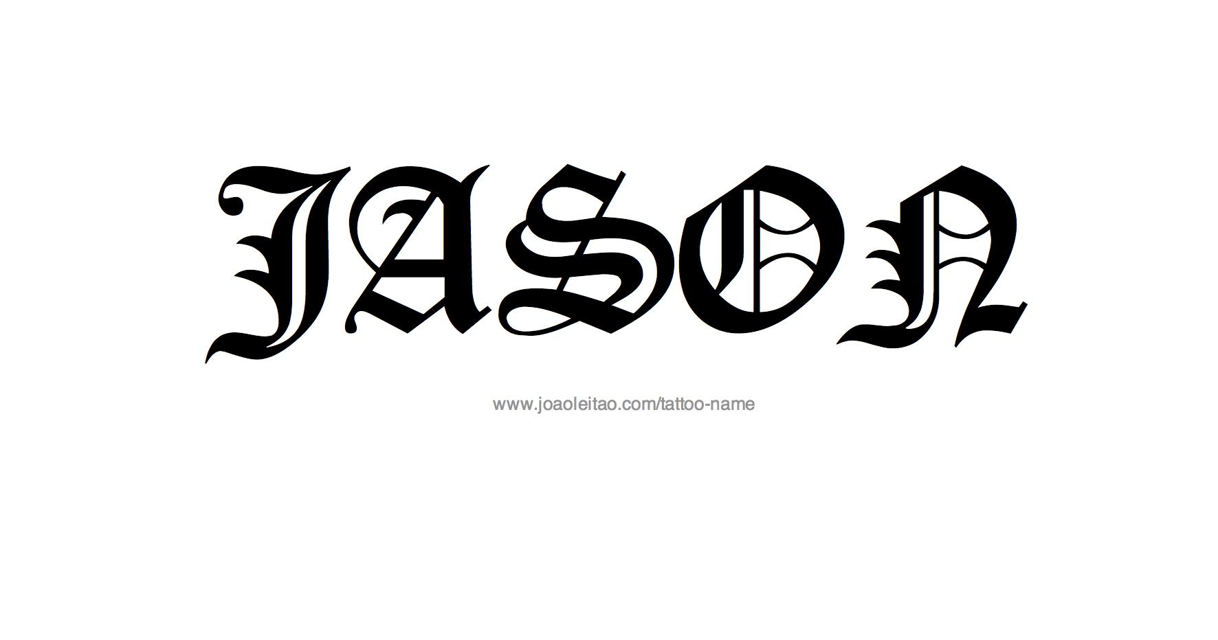 Jason Name Tattoo Designs Name Tattoo Name Tattoo Designs Name Tattoos