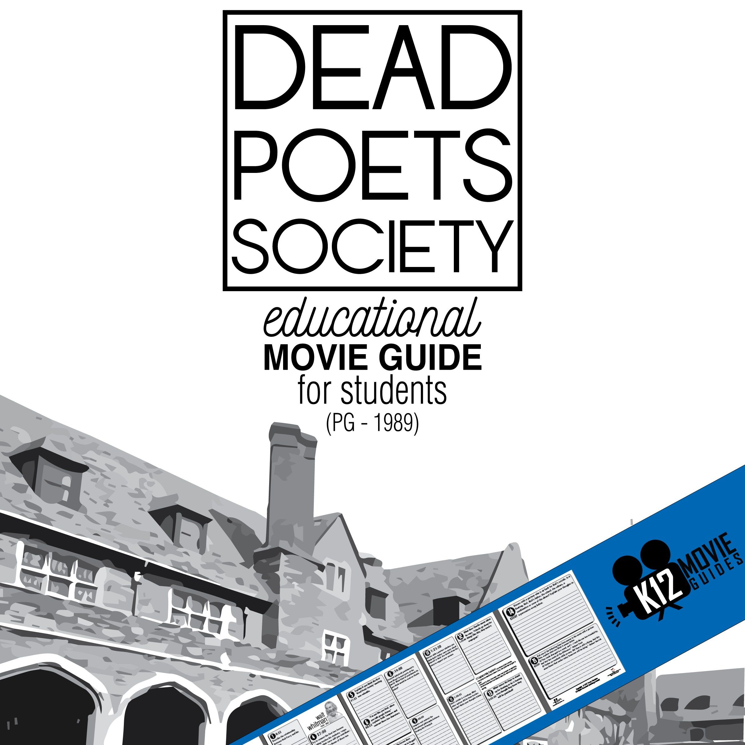 Dead Poets Society Movie Guide