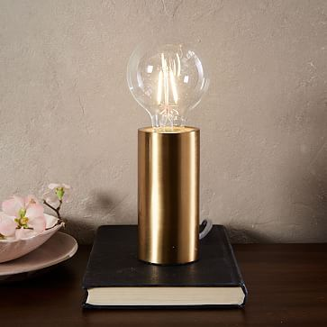 Pedestal Table Lamps Pedestal Table Led Table Lamp Modern Table Lamp