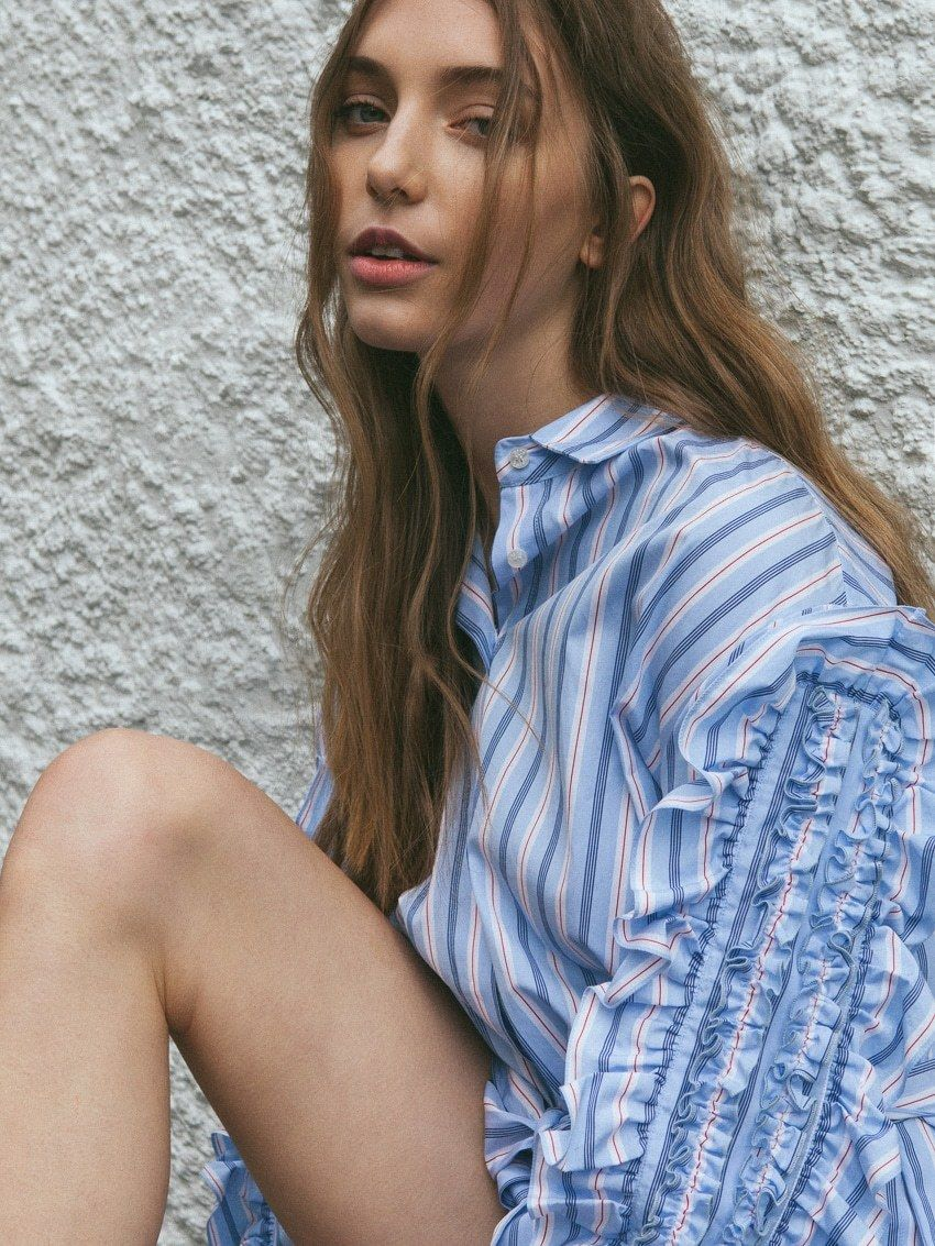 Exclusive Fashion Editorials September 2017 Rachel Leteta