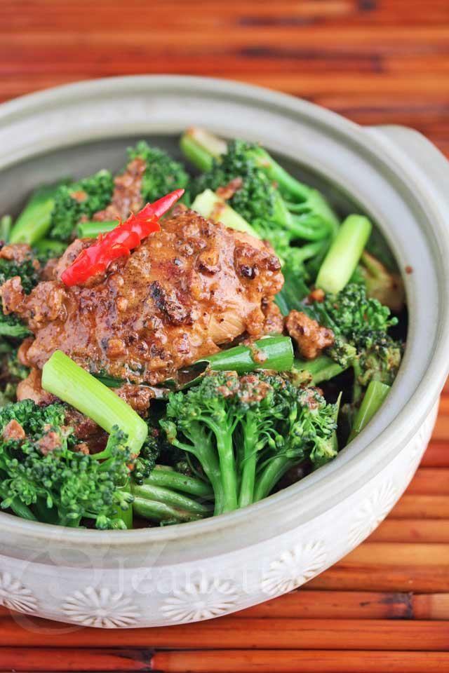 Thai peanut coconut curry chicken gai pad nam tua recipe thai peanut coconut curry chicken gai pad nam tua thai food recipesstir forumfinder Image collections