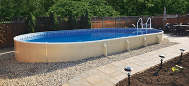 Above Ground Pools With A Deep End What To Know Zagers Pool Spa In Ground Pools Pool Spa Pool