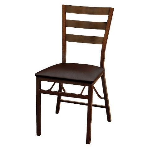 Superb Folding Chair Brown Plastic Dev Group Kitchen Chairs Pdpeps Interior Chair Design Pdpepsorg