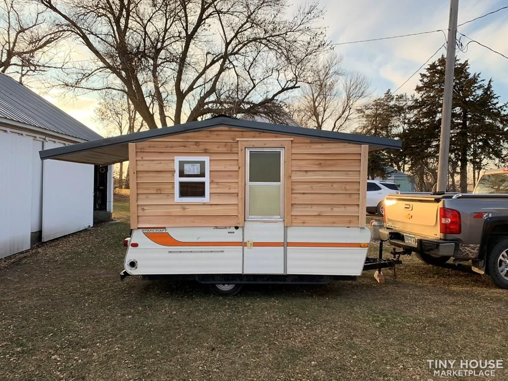 Tiny House for Sale Custom Camper Fish House Tiny Home