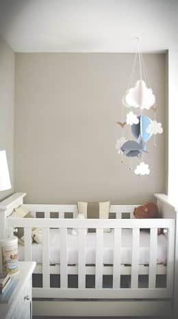 Decoración amorosa para el cuarto de tu bebé   Dormitorios ...