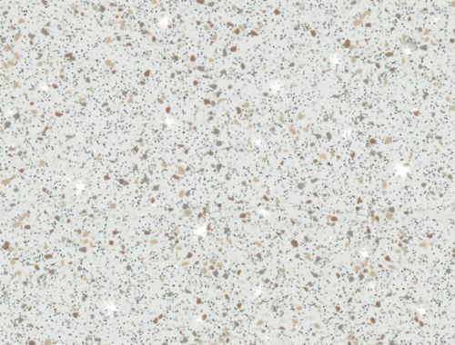 Details About White Granite Effect Sparkly Flooring