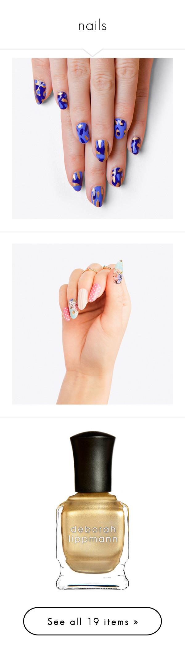 nails\