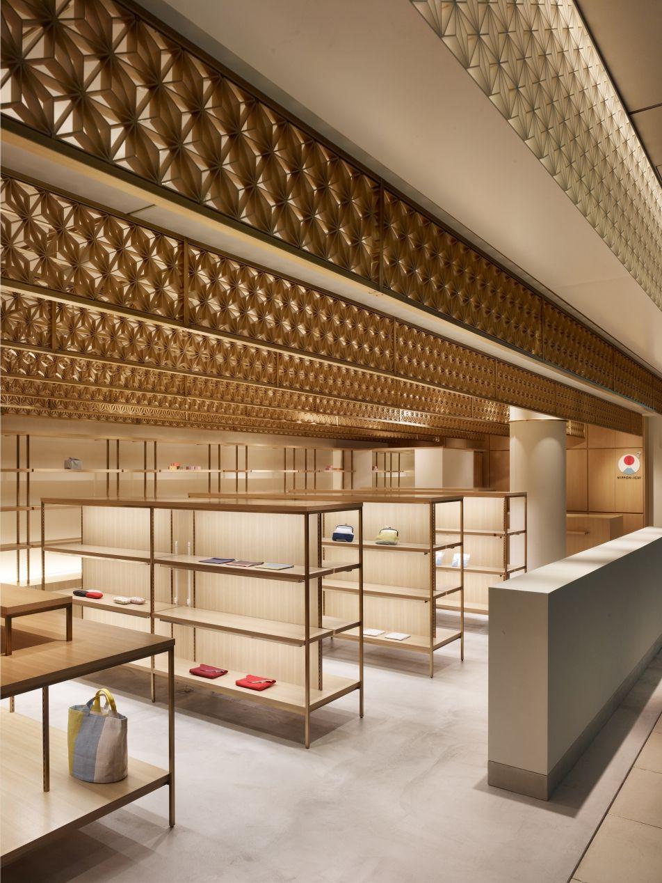 日本城 好设计公司 ショップのインテリア 小売店のデザイン 小売