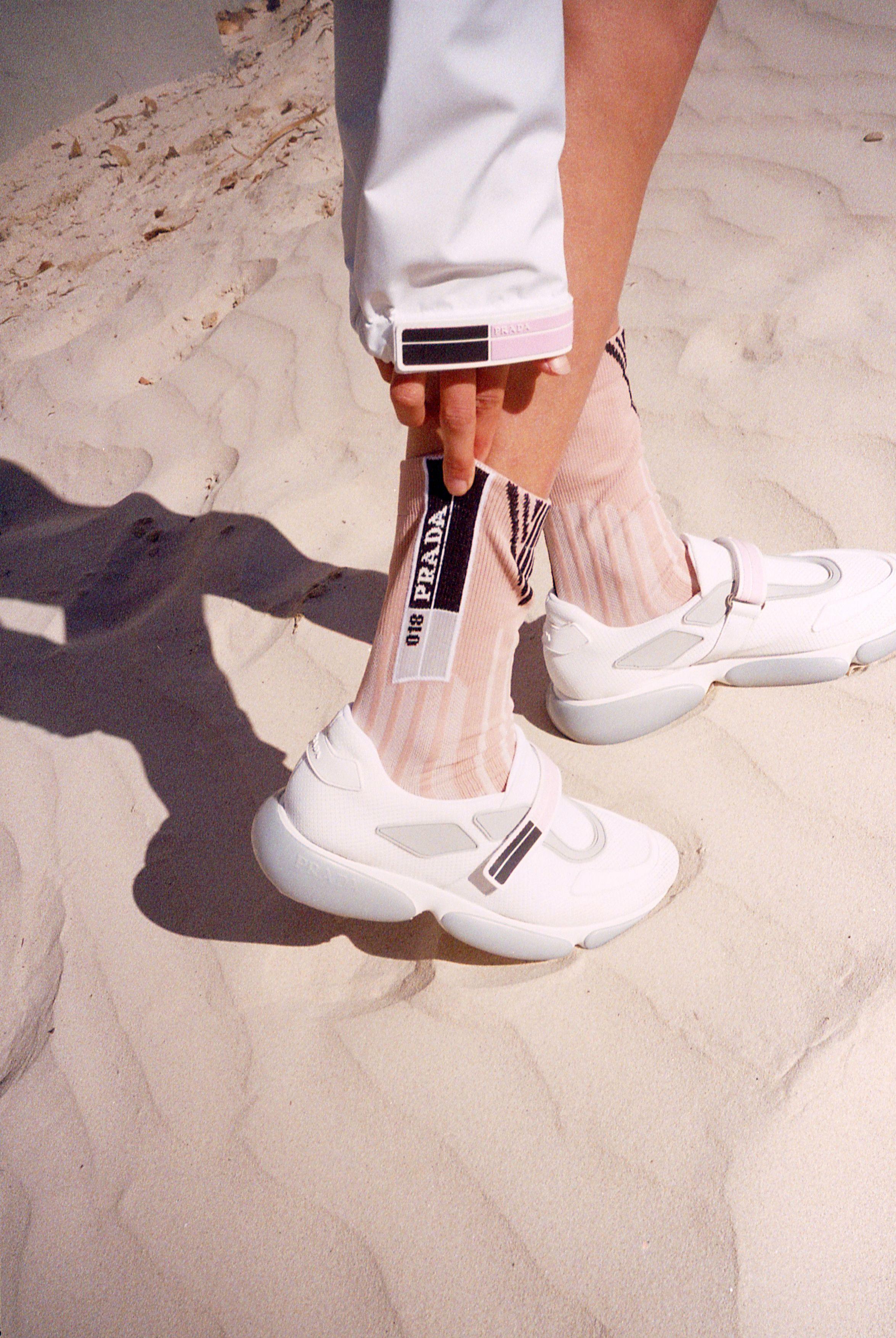 b3ec0b03b8 Prada Cloud Bust sneakers on coolpretty.cool High Top Sneakers, Sneakers  Nike, Air