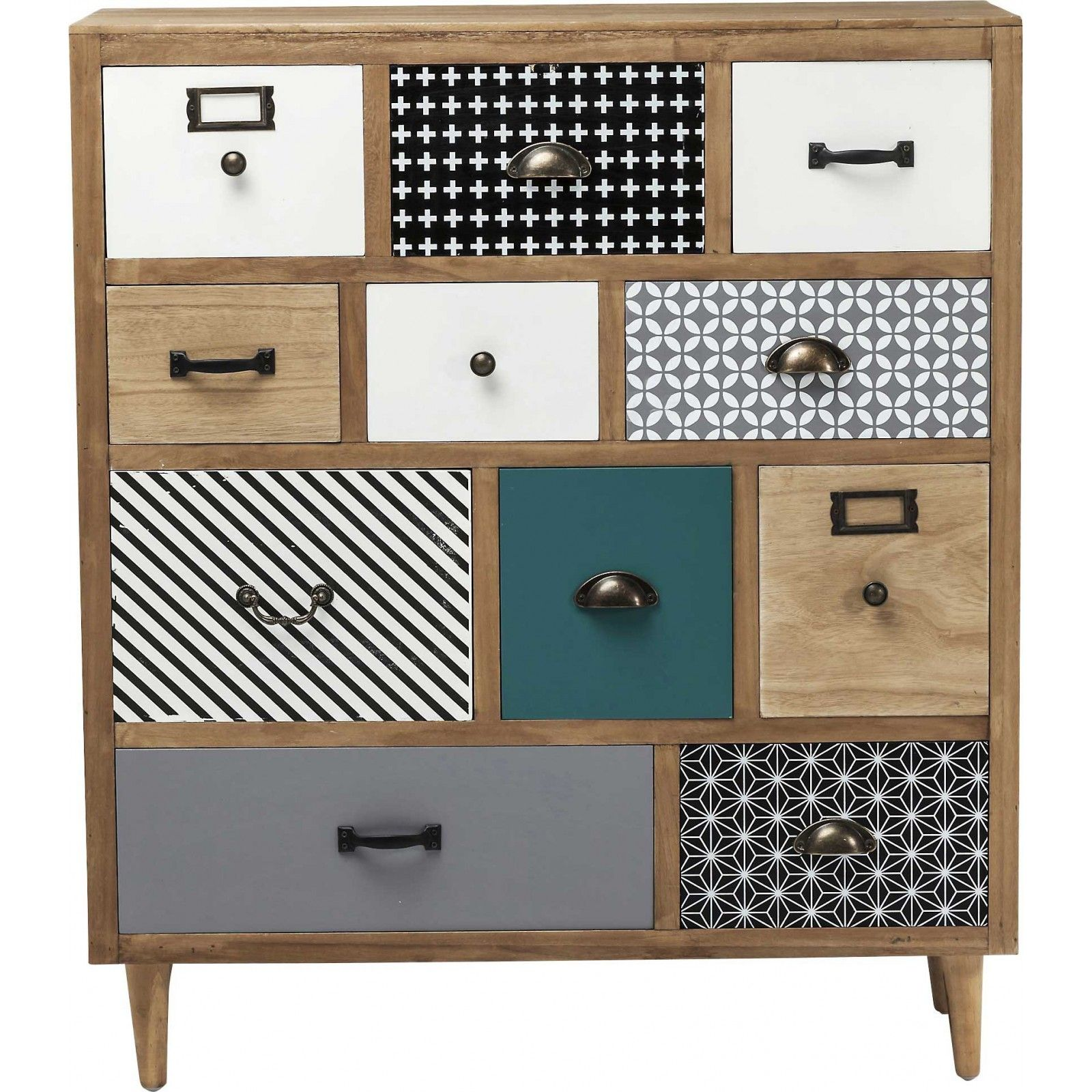 Patchwork Commode Google Da Ara Arch Furniture Pinterest  # Commode Tiroirs Tv
