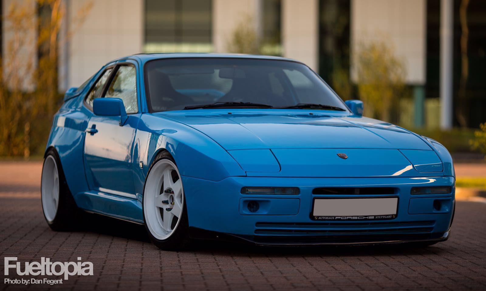Porsche 944 S2 Riviera Blue Wide Body Modified 228 Bhp Japanese Styling Jdm Ebay Porsche 944 Porsche Porsche 924