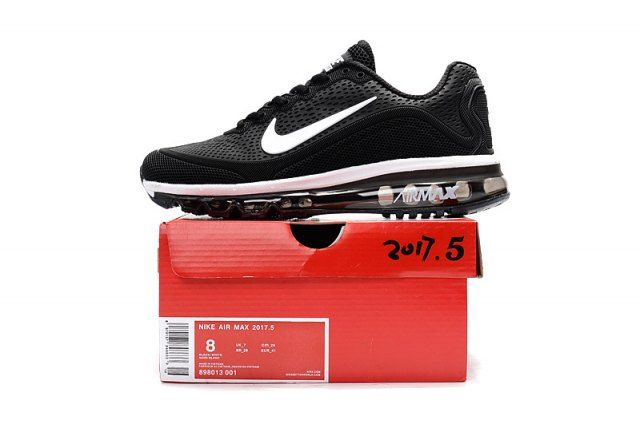 ee9a6a3c646 Nike Air Max 2017 Men Black Gold Shoes | Athletic Shoes | Nike shoes ...
