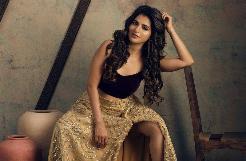 Actress Ishwarya Menon Latest Photoshoot