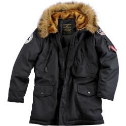 Photo of Alpha Industries Polar Jacke Schwarz Xl Alpha Industries Inc.Alpha Industries Inc.