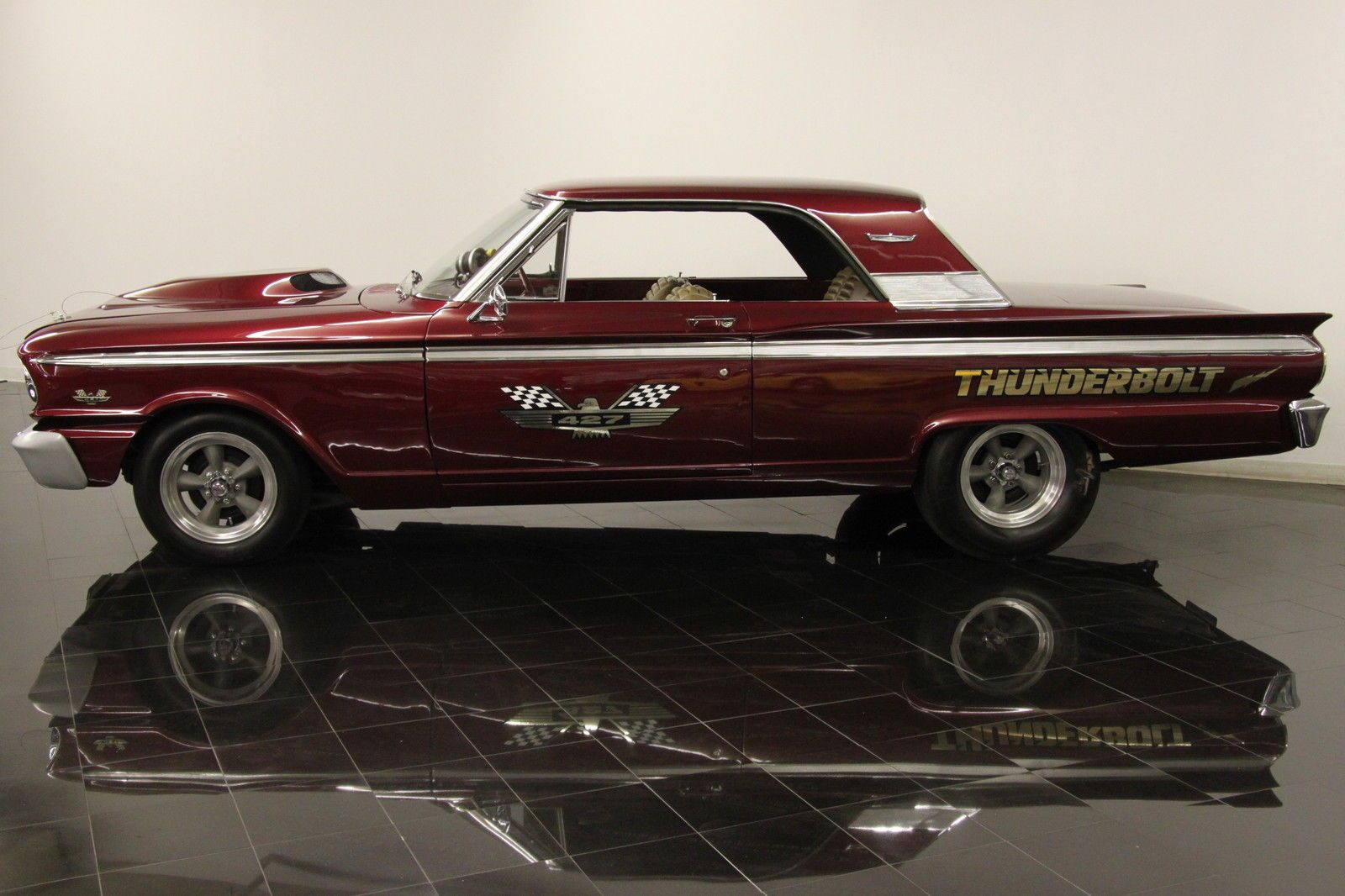 Details about 1964 Ford Fairlane Thunderbolt Tribute | cars