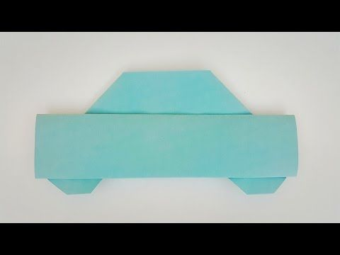 Origami Car Easy For Kids