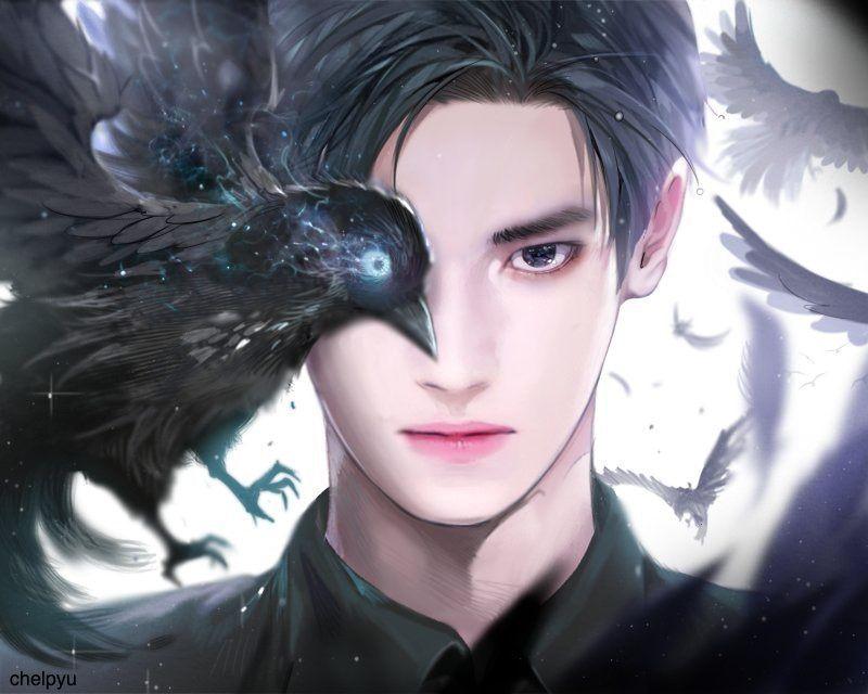 Fanart Nct Taeyong Google Search Lukisan Wajah Gambar Wajah Ilustrasi Fantasi