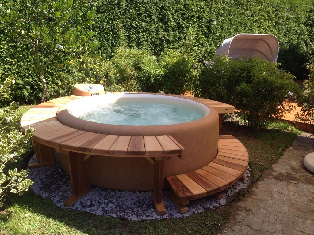 Die Neue Art Von Whirlpools Portabel Preiswert Energiesparend Ideal Fur Ihren Garten Und Dachter Whirlpool Garten Whirlpool Garten Aufblasbar Wirlpool Garten