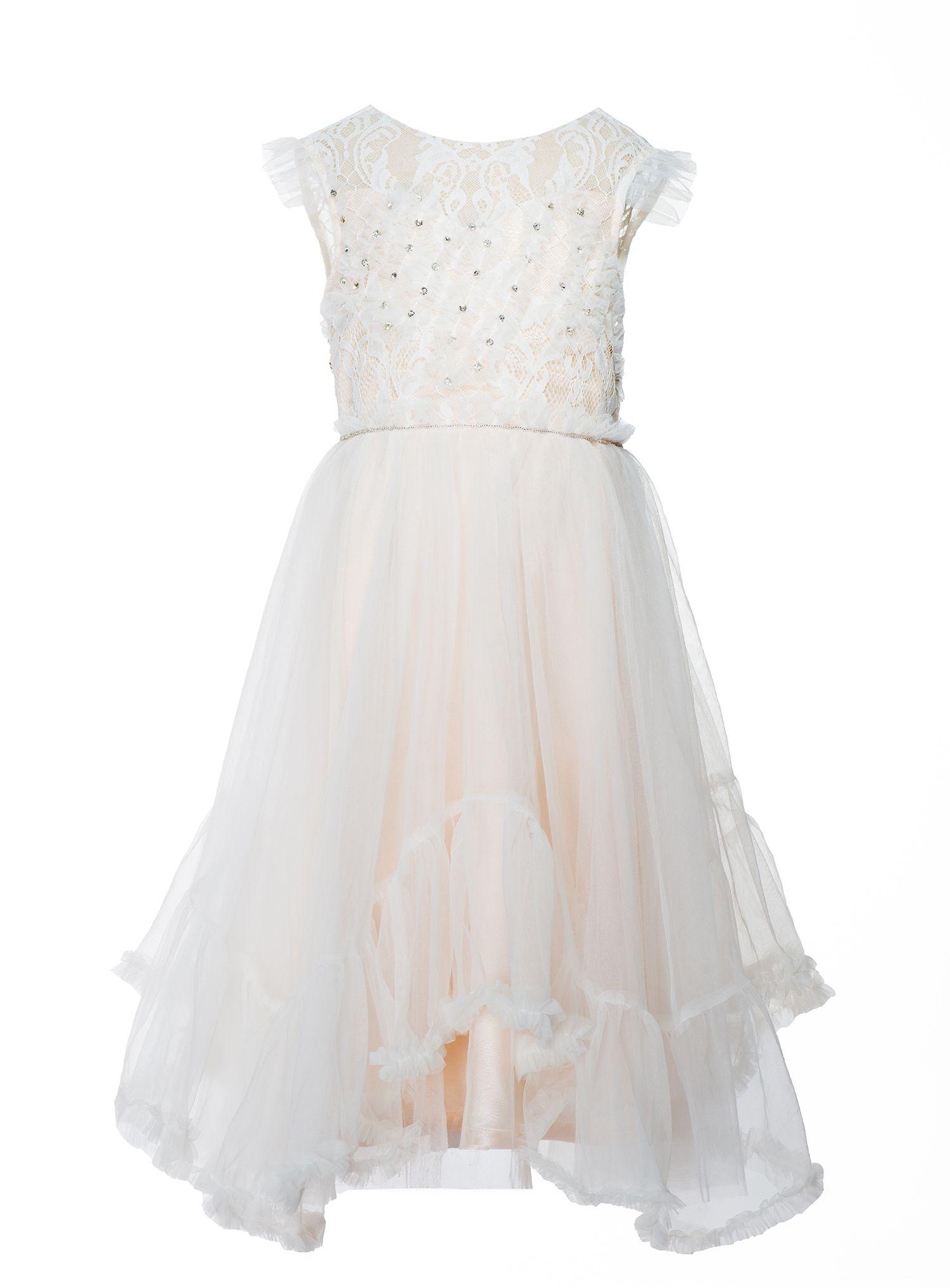 BRIL Ivory Flower Girl Dress AMORIA KIDS Sydney
