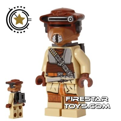 Custom Boushh princess leia star wars minifigures bounty hunter on lego bricks