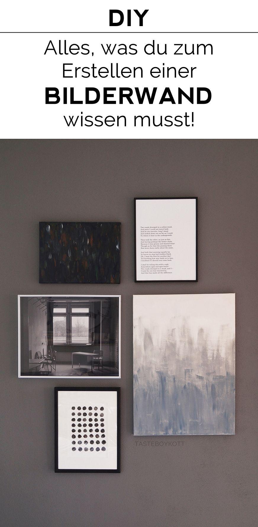 Meine Tipps für eine perfekte Bilderwand & 2 kreative Ideen für Fotoposter mit Pixum #wanddekowohnzimmer