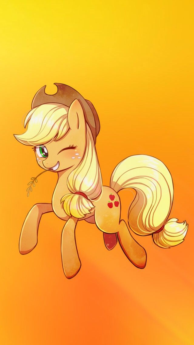 Applejack Wallpaper My Little Pony Applejack My Little Pony Wallpaper My Little Pony Pictures